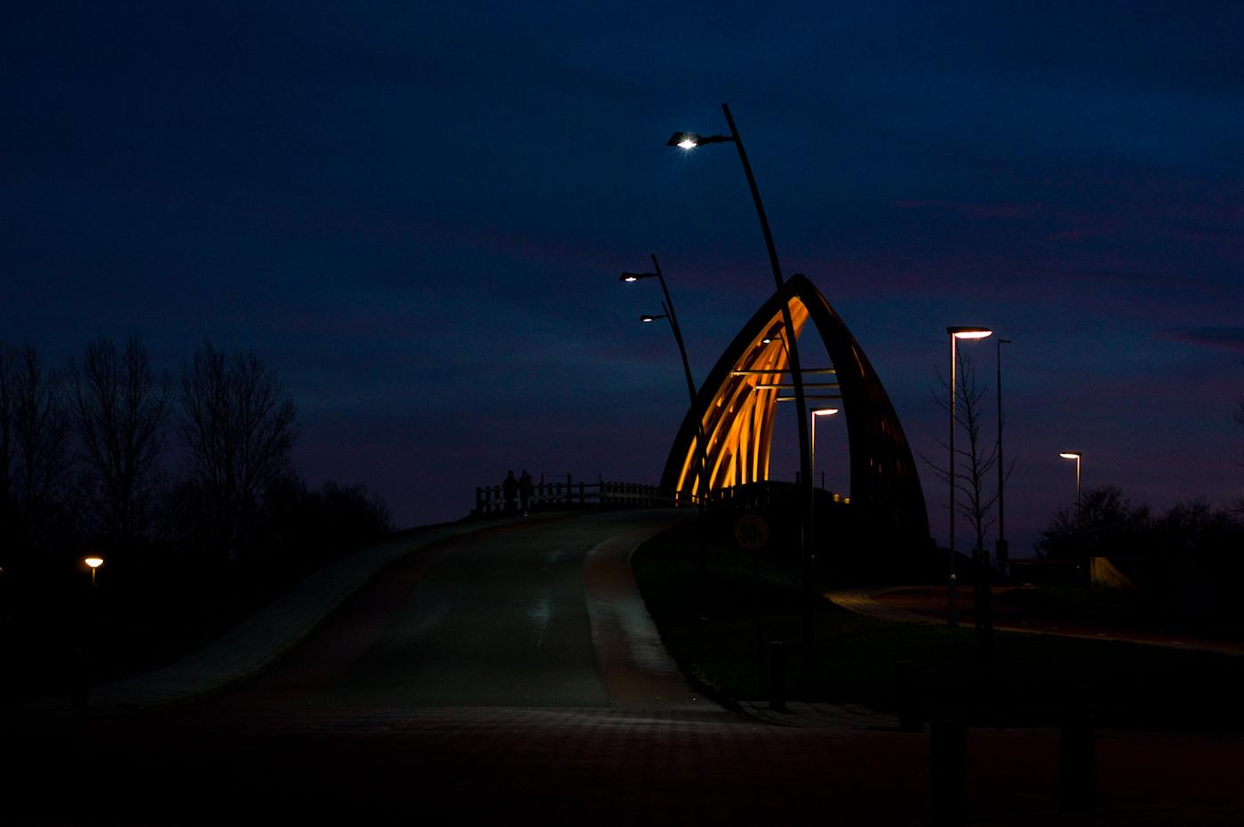 sneker brug door Jeffrey Wakanno